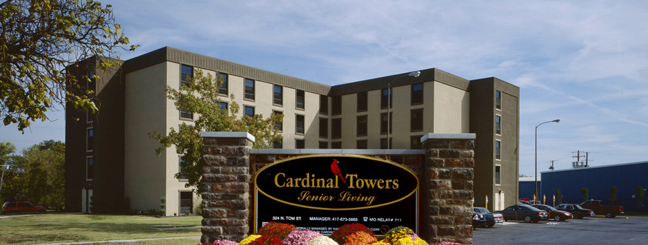 Cardinal Towers, Webb City, Mo.