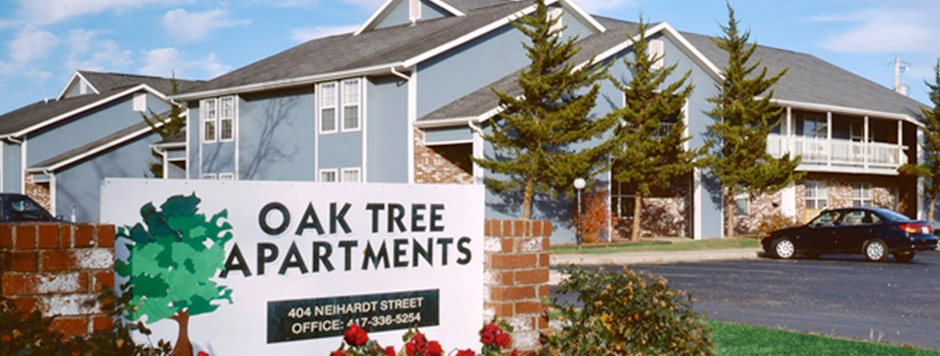Oak Tree Apartments, Branson, Mo.